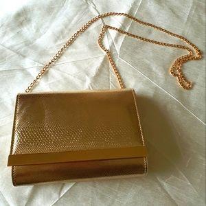 Colette Crossbody Bag Gold